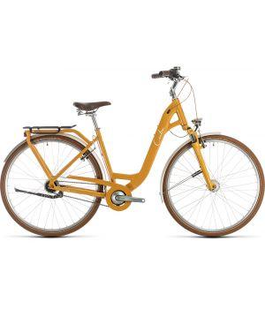 CUBE Ella Cruise EE 49 2020 (желтый)