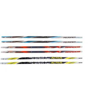 Лыжи пластиковые Бренды ЦСТ ( длина 90 - 160см)