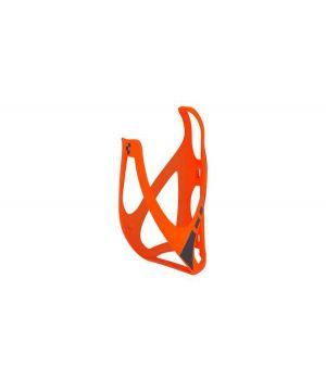 Флягодержатель CUBE BOTTLE CAGE HPP matt orange/black