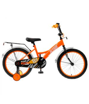 ALTAIR KIDS 18 (2020) ярко-оранжевый\белый