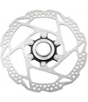Тормозной диск SHIMANO RT54, 180мм, C.LOCK, ВНЕШН. ШЛИЦЫ