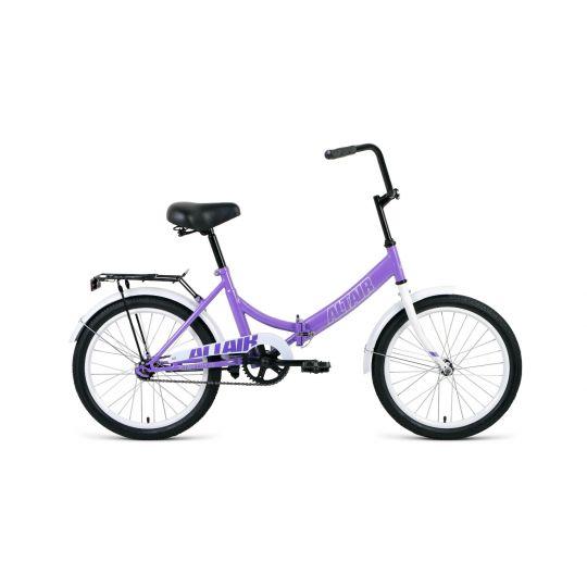 ALTAIR CITY 20 (2020) фиолетовый / серый