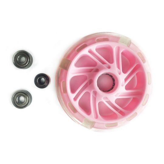 КХ12СМ Колеса для самоката Kaixin toys розовые