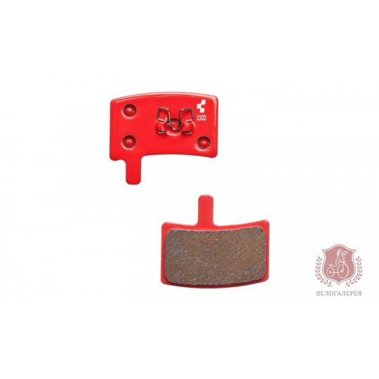 Тормозные колодки для дисковых тормозов (Hayes Stroker), CUBE/RFR, 10012