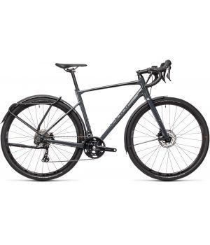 Cube Nuroad Race FE grey / black 2021