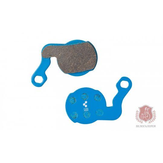 Тормозные колодки для дискового тормоза (Magura Loise Bat), CUBE/RFR, 10019