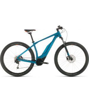 Электровелосипед Cube Acid Hybrid ONE 400 29 blue/orange (2020)