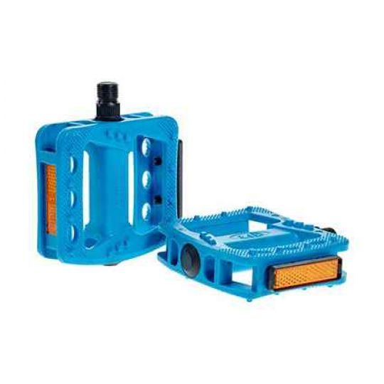 Педали RFR Pedale Flat HQP CMPT blue, код 14177