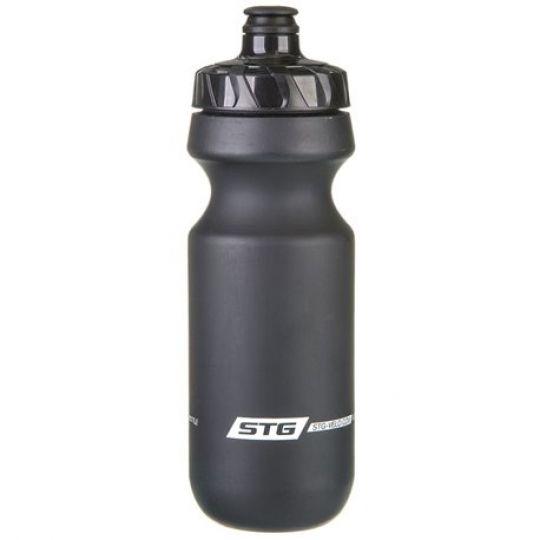 Велофляга STG 600мл  CSB-542M черная