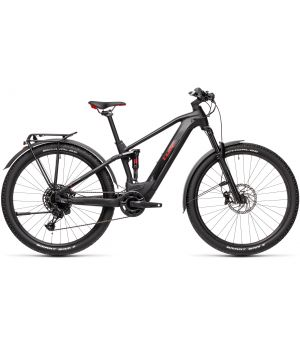 Cube Stereo Hybrid 120 Pro Allroad 500 black / red 2021