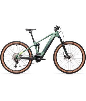 Cube Stereo Hybrid 120 Race 625 green / sharpgreen 2021