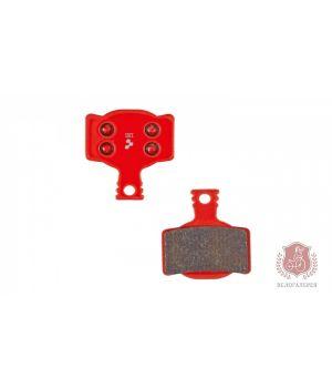 Тормозные колодки для дискового тормоза (Magura MT 2-4-6-8), CUBE/RFR, 10039