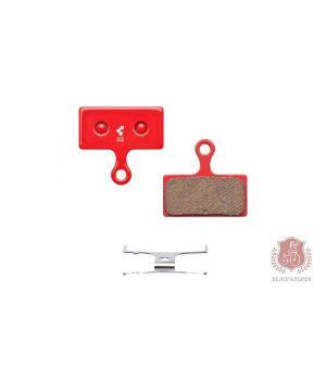 Тормозные колодки для дискового тормоза (Shimano SLXXTR/Alfine), CUBE/RFR, 10022