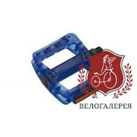 Педали JUNIOR голубые RFR CUBE, код 14151