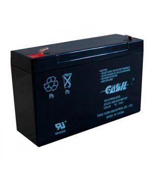 Аккумулятор 6V 12Ah CA6120 Casil (151х50х94)