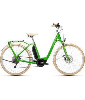 Cube Ella Ride Hybrid 400 applegreen / white 2021