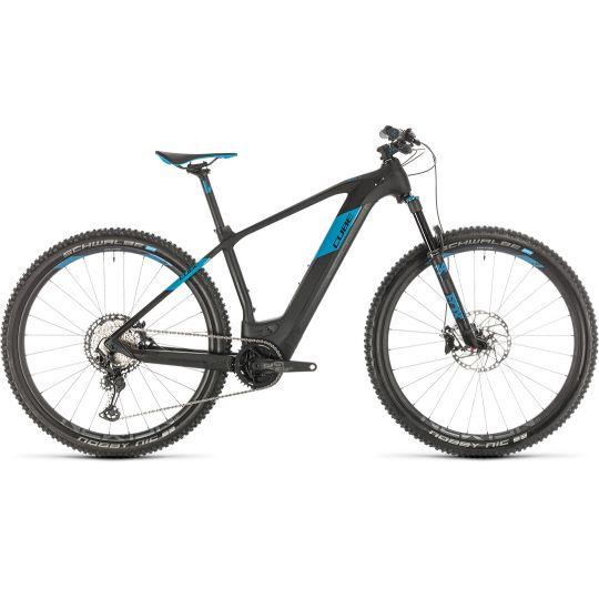 Электровелосипед Cube Elite Hybrid C:62 SL 625 29 carbon/blue (2020)