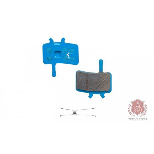 Тормозные колодки диск., CUBE/RFR, 10003