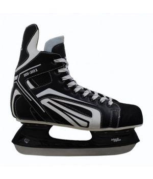 Коньки хоккейные BlackAqua HS-201 Axel (р.44)