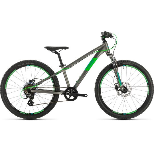 CUBE Acid 240 Disc grey/neongreen (2020)