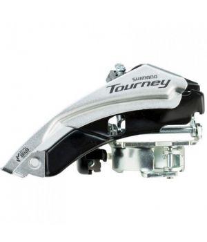 Переключатель передний ShimanoTOURNEY, TY500, 6/7скорость, для 42T EFDTY500TSX6