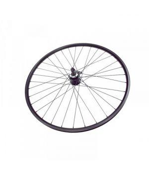 """Колесо заднее 20"""" (с компл) велосипедное (RWF20RBAB938) Дисковая (6 винтов), Под трещётку 6/7 ск.,"""