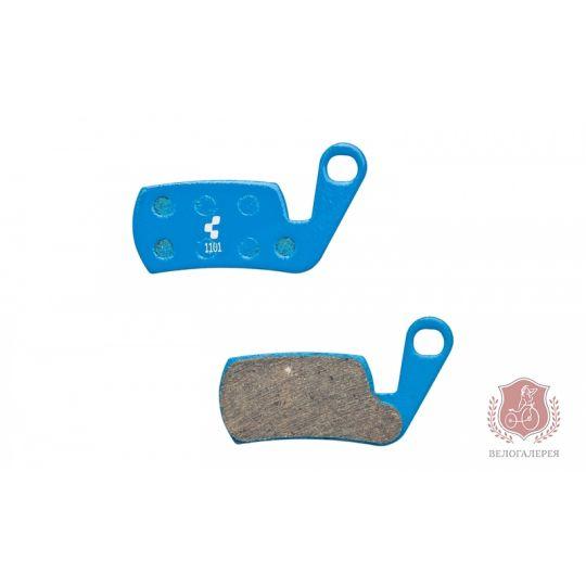 Тормозные колодки для дисковых тормозов (Magura Marta), CUBE/RFR, 10021