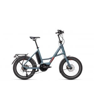 Cube Compact Hybrid Sport blue / red 2021