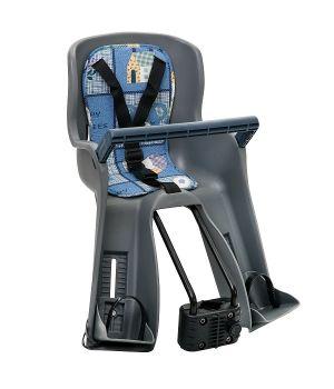 Кресло детское фронтальное YC-699 серое