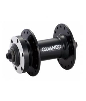 Втулка передняя QUANDO KT-M68F, под дисковый тормоз, 32 отверстия