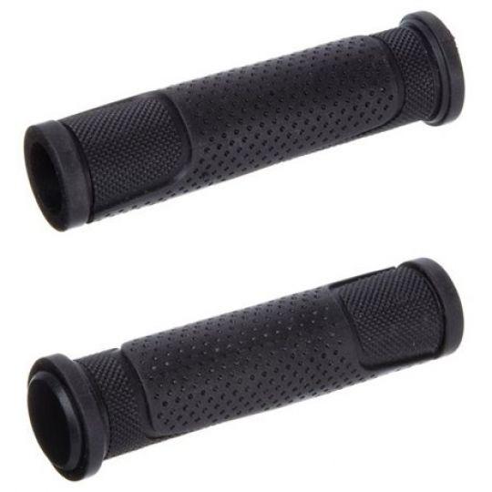 Грипсы HL-G305, 125 мм, черные