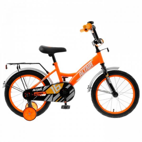 ALTAIR KIDS 16 (2020) ярко-оранжевый\белый