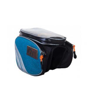 Велосумка Tim&Sport на раму Swipe для телефона, L, РБ