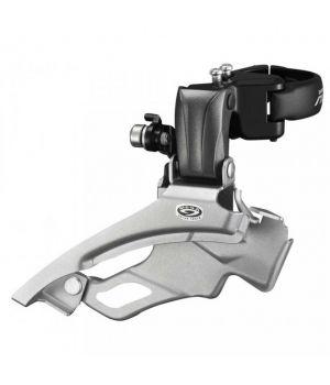Переключатель передний SHIMANO ALTUS, M371 универсальная тяга, универсальный хомут, 3X9 скорость, угол: 66-69