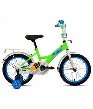 ALTAIR KIDS 18 (2020) ярко-зеленый\синий