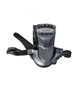 Шифтер правый Shimano ESLM4000RA Alivio M4000 9ск