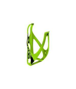Флягодержатель CUBE Flaschenhalter HPP matt classic green / black, код 13019