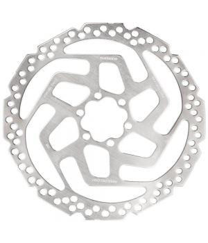Тормозной диск SHIMANO, RT26, 180мм, 6-болт, только для пластиковых колодок