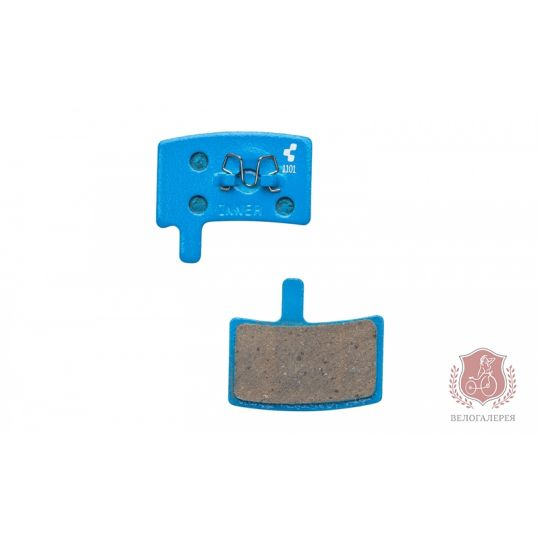 Тормозные колодки для дисковых тормозов (Hayes Stroker), CUBE/RFR, 10013