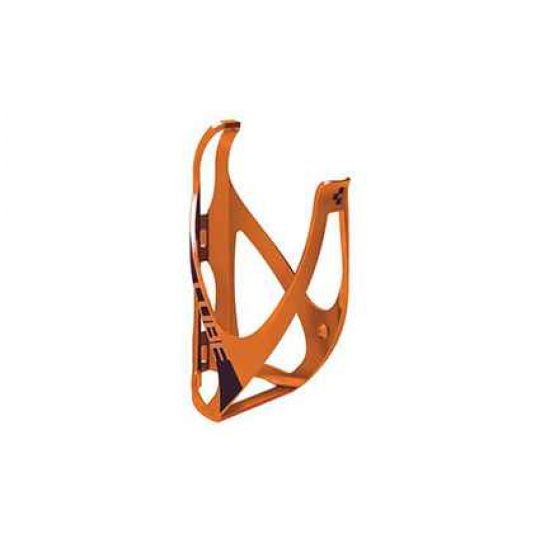 Флягодержатель CUBE Flaschenhalter HPP matt orange?n?black, код 13022