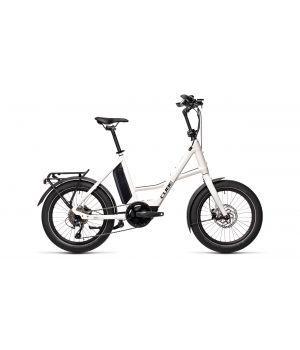 Cube Compact Hybrid Sport white / black 2021