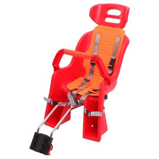 Кресло детское заднее Sunnywheel, SW-BC-137, красная накладка