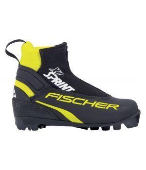 Ботинки Лыжные  FISCHER U42004