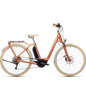 Cube Ella Ride Hybrid 500 red / grey 2021