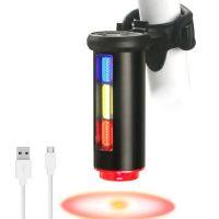Светодиодный задний фонарь, заряжаемый от USB