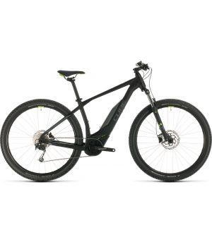 Электровелосипед Cube Acid Hybrid ONE 400 29 black/green (2020)