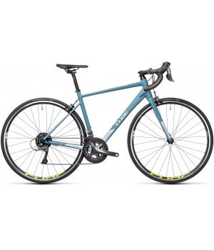 Cube Axial WS greyblue / lime 2021