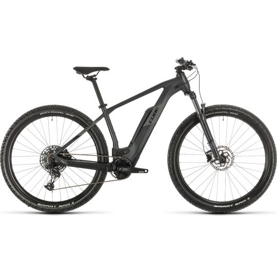 Электровелосипед Cube Reaction Hybrid Pro 500 iridium/black (2020)
