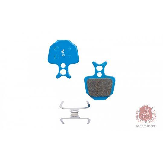 Тормозные колодки для дискового тормоза CUBE/RFR, 10007