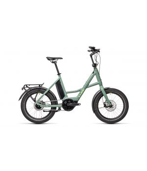 Cube Compact Hybrid green / green 2021